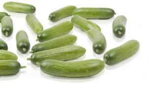 Q Me komkommers