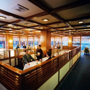 restaurant Yamazato in Hotel Okura