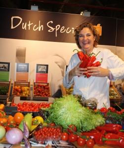 Angélique Schmeinck met Dutch Specials Smaakvrienden